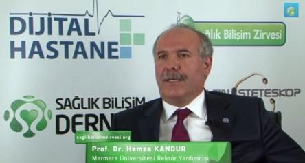 Prof. Dr. Hamza KANDUR ile Sağlıkta Bilişim Yönetimi!
