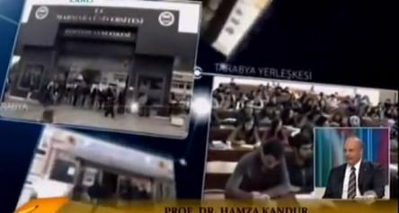 Marmara Üniversitesi Rektör Yardımcısı Prof. Dr. Hamza Kandur (2)
